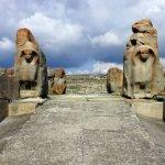 ruinas de Hattusas
