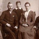 familia victoriana