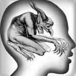 demonio mente
